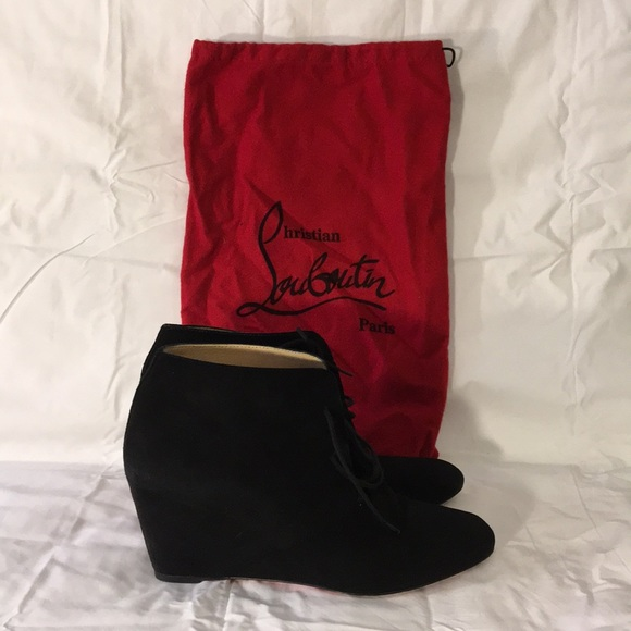 2445cf79e70c Christian Louboutin Shoes - Christian Laboutin booties ankle boots shoes